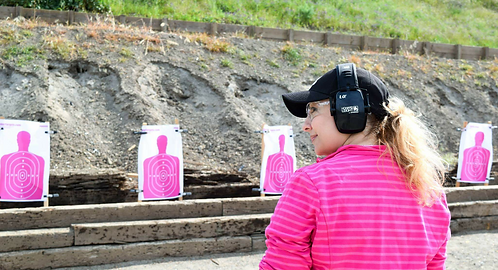 Pistol 1:  Women's Pistol Safety & Fundamentals