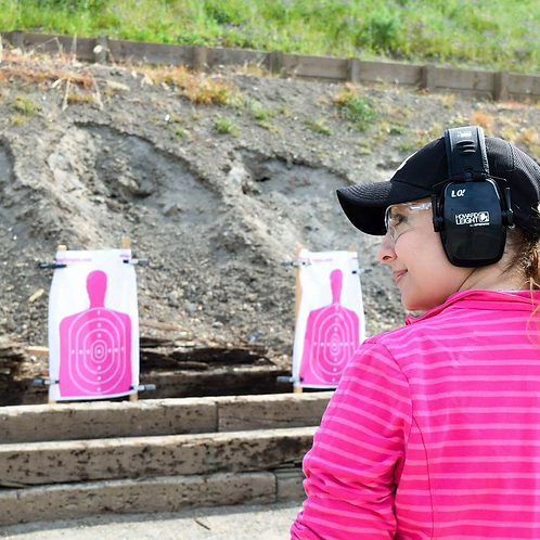 Pistol 1:  Women's Pistol Safety & Fundamentals