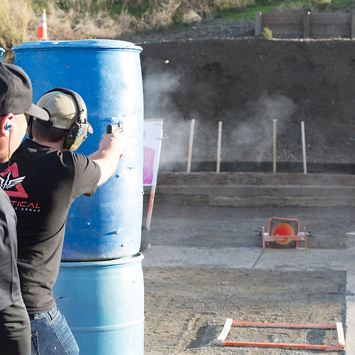 Pistol 3:  Intermediate Civilian Handgun Training