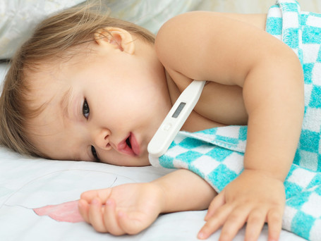 Fever in Babies and Young Children (febrile illness/pyrexia)