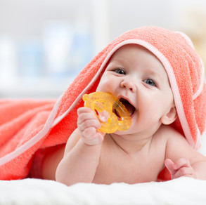 Teething - Or An Excuse For Every Symptom?!
