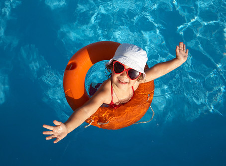 Summer Health & Travel with Babies & Young Children
