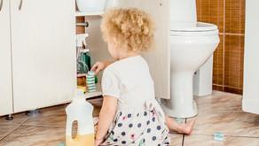 Laundry Detergent Ingestion