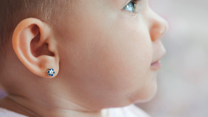 Ear Piercing and your child