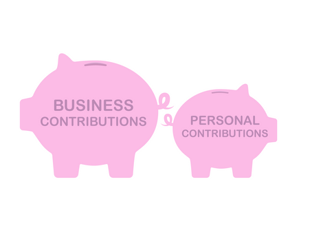 Business Pension Contributions