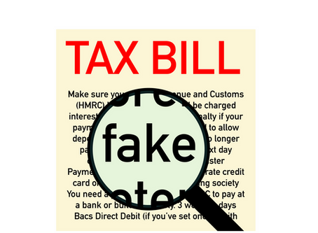 How to spot HMRC scams