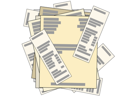 Record keeping as a contractor