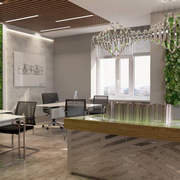 эко офис продаж