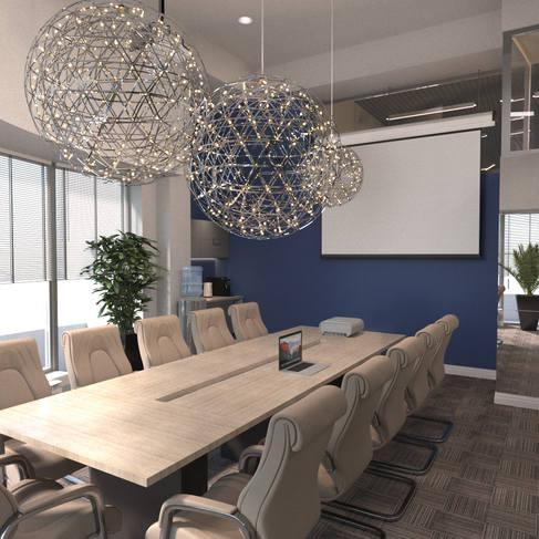 конференц зал в офисе