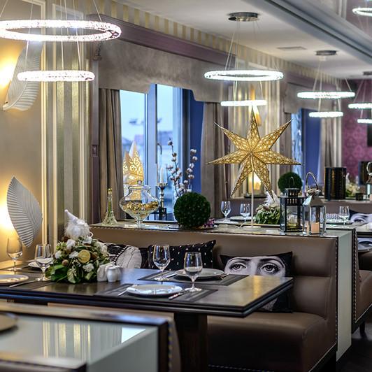 Ресторан для Rossvik