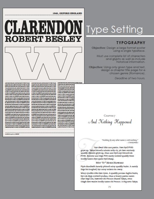 Type Setting (Book)