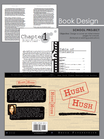 Book Design (mockup)
