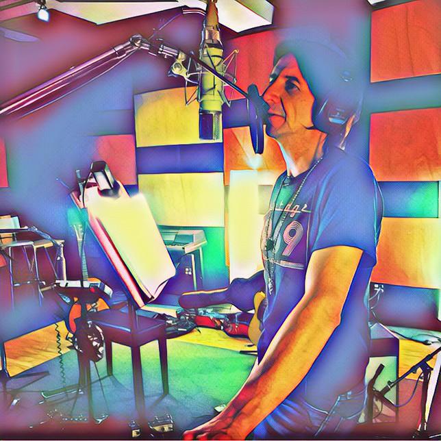 Seb Plante   Session d'enregistrement.JP