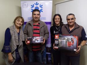 """Entregamos donaciones a Bomberos Voluntarios y Centro de Jubilados """"Renacer"""""""
