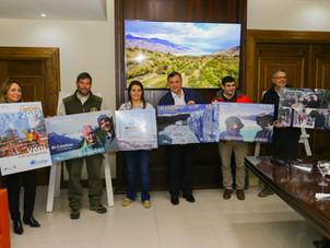 Participamos del lanzamiento de la campaña invernal de El Calafate