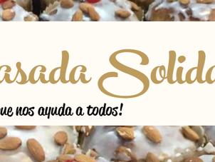 "Continua la ""X Amasada Solidaria 2017"""