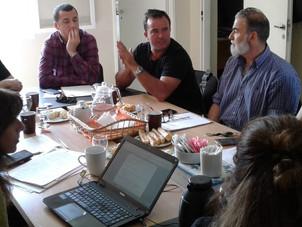 Hoy, reunión de Sector Gastronomía y Alojamiento