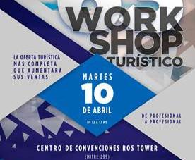 Últimos Días!!! Para participar del 63° Workshop Turístico de la ciudad de Rosario