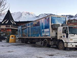 Camión Sensorial en Ushuaia