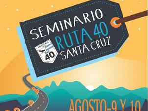 Seminario Ruta 40 en Buenos Aires