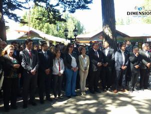 Participamos 143° Aniversario del Bautismo del Lago Argentino