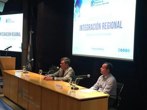 Participamos de la Jornada Nacional de Integración Regional