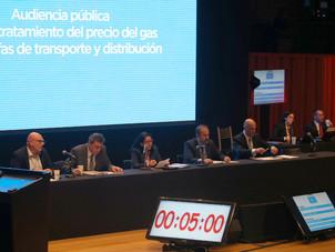 Presentación en Audiencia Pública por aumento de GAS de la FESC: piden nulidad de la Audiencia.