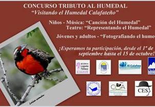 III Concurso Tributo al Humedal