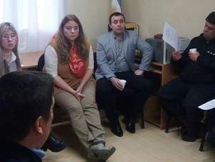 Seguridad: Reunión con Autoridades Policiales, Fiscalía Local y Municipio