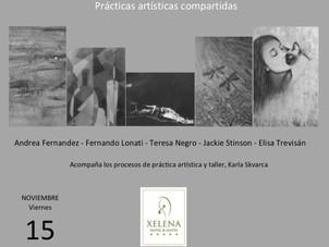 Apertura de Muestra artística en el Xelena Hotel & Suites