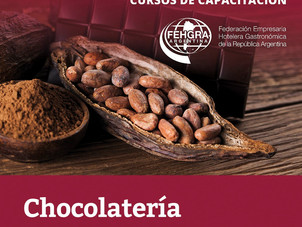 """Abierta la inscripción al curso """"Chocolatería"""" – Cupos limitados"""