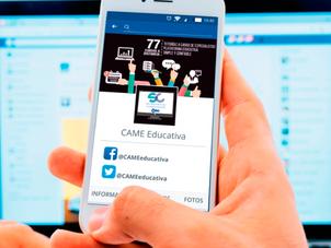81 cursos online y gratuitos de CAME Educativa.