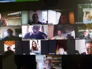 Realizamos distintos encuentros virtuales