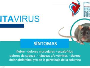 HOY: Charla sobre prevención de contagio de hantavirus