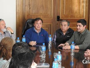 Participamos de la Reunión sobre Seguridad convocada por el Municipio