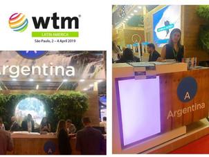 """Participación en Feria """"WTM Sao Paulo"""""""