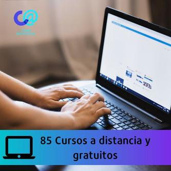85 cursos online y gratuitos de CAME