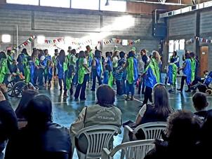 Participamos del festejo en la Escuela Especial N°5