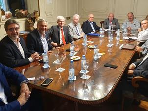 CAME y FEHGRA se reunieron para tratar temas de la actividad hotelera, gastronómica y comercial