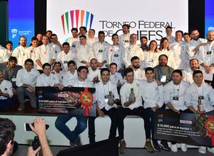 Dos equipos de CABA y uno de Neuquén fueron los ganadores del Torneo Federal de Chefs 2019