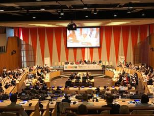 La CAC participó del Foro Empresarial de Desarrollo Sostenible de la ONU en Nueva York