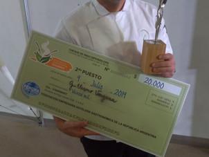 El Calafate ganó el segundo puesto del Primero Torneo Nacional de Gastronomía Saludable