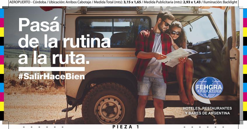 PIEZA_1 PASA DE LA RUTINA A LA RUTA  #SA