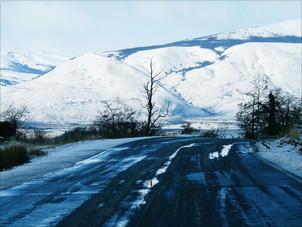 Comunicado invernal corredor Río Mitre-Glaciar Moreno