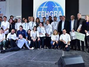 Excelente balance del Torneo de Gastronomía Saludable organizado por FEHGRA en Caminos y Sabores