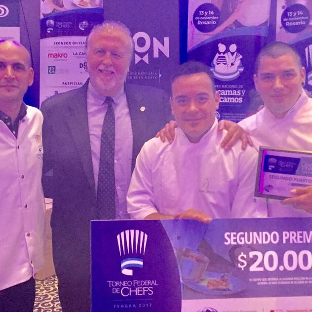 2do Premio - Torneo Federal De Chef