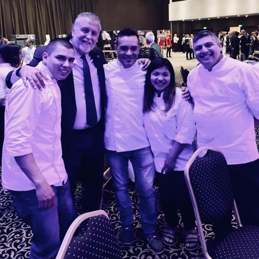 Equipos Torneo De Chef