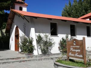 Actividades en la Parroquia Santa Teresita por Semana Santa