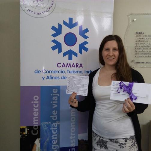 3 Premio - Nadia Tadeo