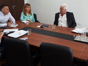 Ley de Emergencia Comercial: Estuvimos reunidos con el Ministro de la Producción